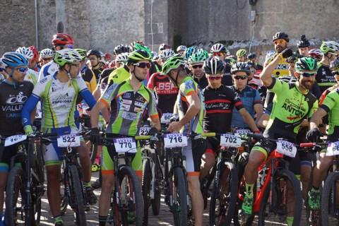 BTT Circuito Provincial, Valle de Losa 14/05/2017