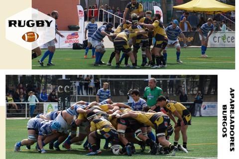 Rugby Aparejadores Burgos
