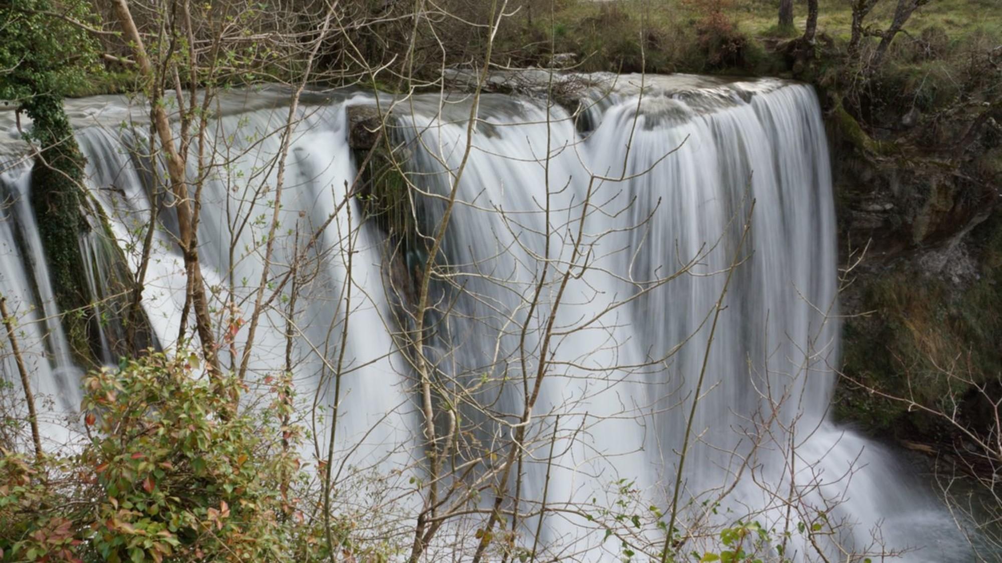 Naturaleza, paisajes, cascadas
